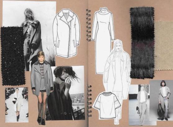 Modetegning og tøjdesign